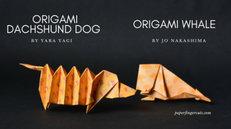 origami don and whale