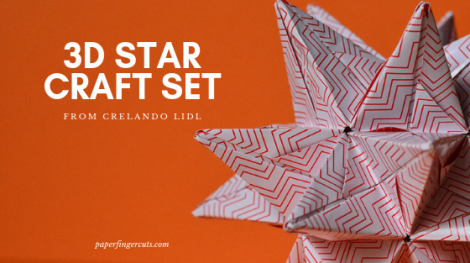 3D Star Craft Set