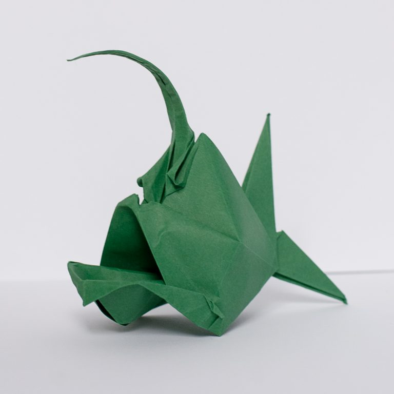 My First Month of One Year Origami Challenge