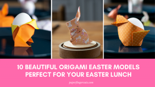 Origami easter (1)