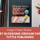 Cherry Blossoms Origami Paper by Tuttle Publishing (1)