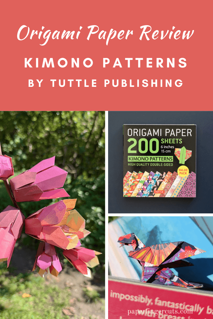 origami paper review tuttle